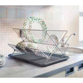 Odkapávač na nádobí nerezový