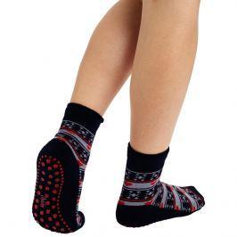 Protiskluzové ponožky Srdíčka, vel.39-42