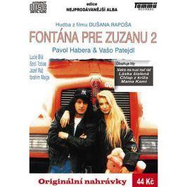 Original Soundtrack (hudba z filmu) Fontána pre Zuzanu 2