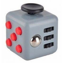 Fidget Cube - antistresová kostka šedočerná