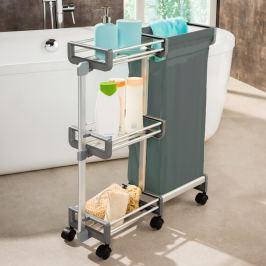 Víceúčelový vozík do domácnosti