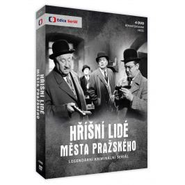 Hříšní lidé Města pražského (reedice)