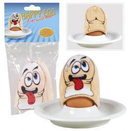 Obal na vařené vajíčko - Penis