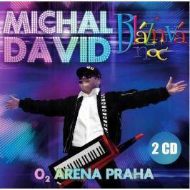 Michal David, Bláznivá noc, CD