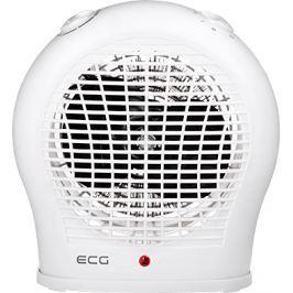 Teplovzdušný ventilátor ECG TV 30 White