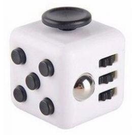 Fidget Cube - antistresová kostka bíločerná