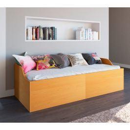Rozkládací postel Edisa, 180 x 200