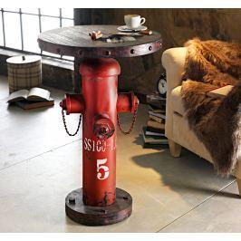 Odkládací stolek Hydrant