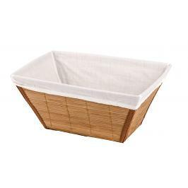 Košík do koupelny Bamboo L, přírodní