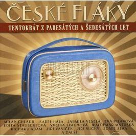 Různí, České fláky - tentokrát z padesátých a šedesátých let, CD