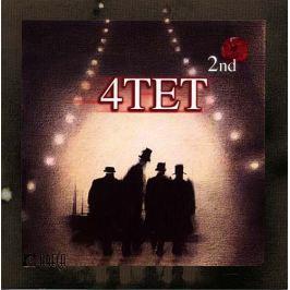 4tet, 2nd, CD