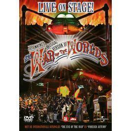 Různí The War Of The Worlds Live