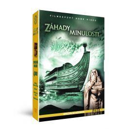 Záhady minulosti: Atlantida: Ztracená civilizace + Boží hněv + Hledání archy úmluvy + Noemova archa