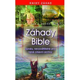 Jan A. Novák, Záhady bible - zázraky, nevysvětlitelné jevy, tajné církevní archivy