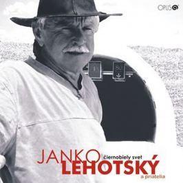 Janko Lehotský, A priatelia / Čiernobiely svet, CD