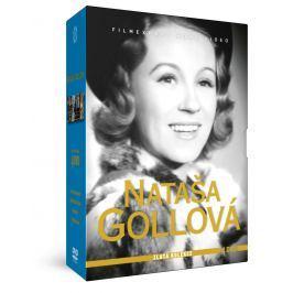 Nataša Gollová 1 - zlatá kolekce: Eva tropí hlouposti, Hotel Modrá hvězda, Okouzlená, Pohádka máje