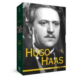 Hugo Haas1 - zlatá kolekce: Ať žije nebožtík + Jedenácté přikázání + Tři muži ve sněhu + Ulička v rá