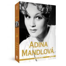 Adina Mandlová kolekce 1: Děvčata, nedejte se + Panenství / Život je pes + Přítelkyně pana ministra