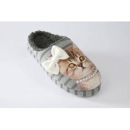 Pantofle Kočka, vel. 40
