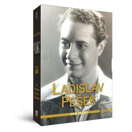 Ladislav Pešek - Zlatá kolekce 4 DVD: Kasaři + O věcech nadpřirozených + Obušku, z pytle ven! + Těžk