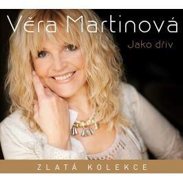 Věra Martinová, Zlatá kolekce (Jako dřív), CD