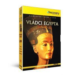 Vládci Egypta: Nefertiti: Záhada královniny mumie + Ramesse III.: Záhada královy mumie + Tutanchamon