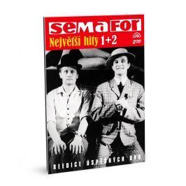 Semafor, Největší hity Semaforu 1+2, DVD