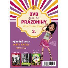 DVD nejen na prázdniny 3 - Dětské filmy a pohádky