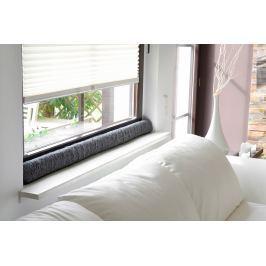 Okenní ochrana proti průvanu 150 cm, antracit