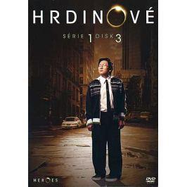 Hrdinové - Série 1 (DVD)