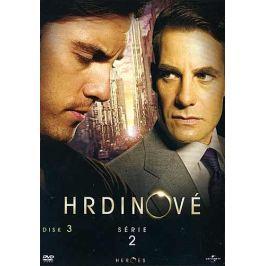 Hrdinové - Série 2 (DVD3)