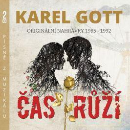 Karel Gott, Čas růží, CD