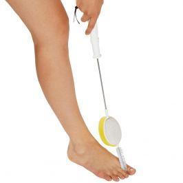 Kartáč s pemzou k péči o nohy, 3 v 1