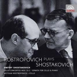 Mstislav Rostropovič Russian Masters - Rostropovič hraje Šostakoviče