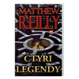 Matthew Reilly, Čtyři legendy