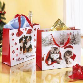 Dárková taška koťátka