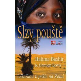 Halima Bashir & Damien Lewis, Slzy pouště
