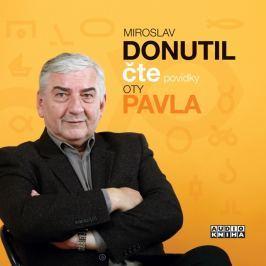 Miroslav Donutil, Povídky Oty Pavla, CD