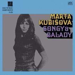 Marta Kubišová, Songy a balady, CD