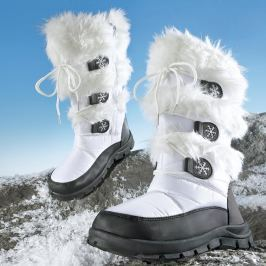 Dámské zimní boty Kitzbühl, vel.38