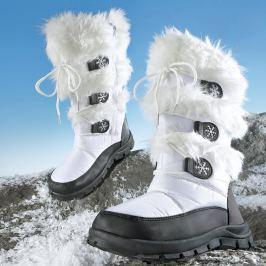 Dámské zimní boty Kitzbühl, vel.40