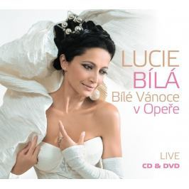 Lucie Bílá, Bílé Vánoce v Opeře, CD+DVD