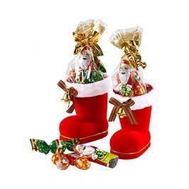 Santovská bota se sladkostmi, 2 kusy