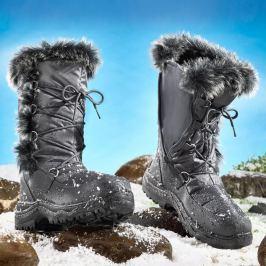 Zimní boty vel.37