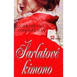 Christina Courtenay, Šarlatové kimono