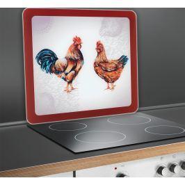 Multifunkční skleněná deska Farma