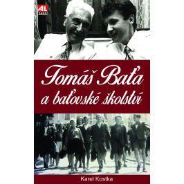 Karel Cubeca, Tomáš Baťa a baťovské školství