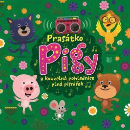Prasátko Pigy a kouzelná pohlednice plná písniček