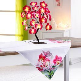 Ubrus Orchidej