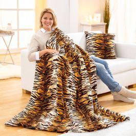 Povlak na polštář Tygr